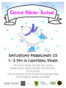 Central Winter Festival @ Central Park | Winnipeg | Manitoba | Canada
