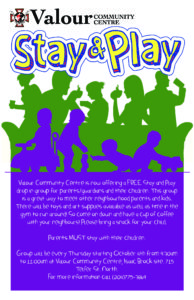 Valour Community Centre Stay & Play @ Valour Community Centre | Winnipeg | Manitoba | Canada