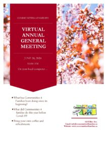 Virtual Annual General Meeting